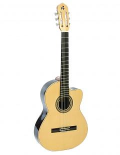 Guitarra española con cutaway B15C