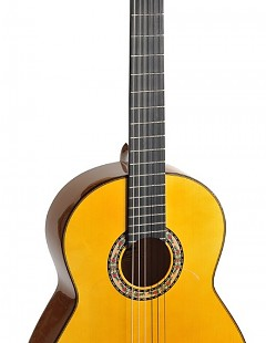 Guitarra flamenca Canastera