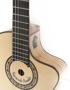 Guitarra Modelo Raimundo Amador