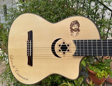 Guitarra Camarón
