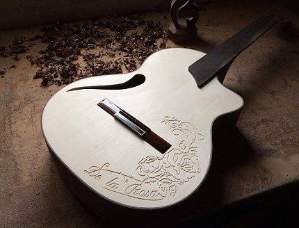 Guitarra personalizada Mod.