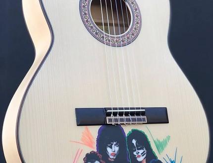 Guitarra personalizada