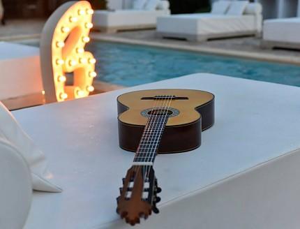 Grabación de nuevos videos de Guitarras Bros.